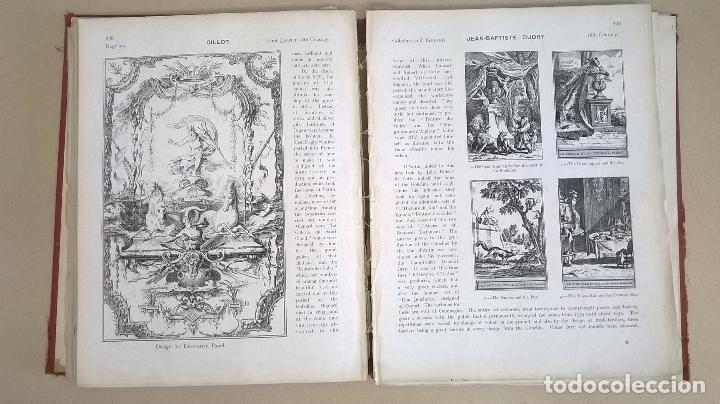 Libros antiguos: Libro.French interiors,furniture,decoration.Medida 24x30 cm.400 pg - Foto 19 - 123286167