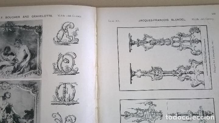 Libros antiguos: Libro.French interiors,furniture,decoration.Medida 24x30 cm.400 pg - Foto 21 - 123286167