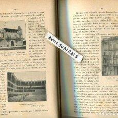 Libros antiguos: LIBRO ARQUITECTURA AÑO 1903 ARQUITECTO SAGNIER CASA CHAFLAN RIUS Y TAULET PARK PARC GUELL GAUDI . Lote 124259735