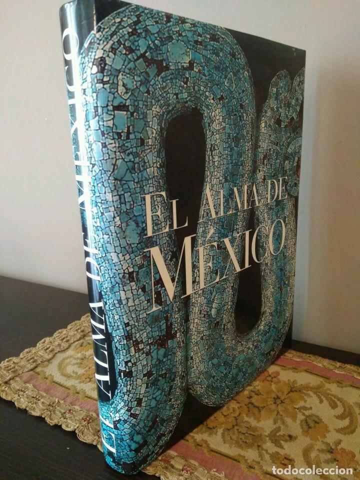 EL ALMA DE MEXICO - CARLOS FUENTES (Libros Antiguos, Raros y Curiosos - Bellas artes, ocio y coleccion - Arquitectura)