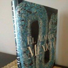 Libros antiguos: EL ALMA DE MEXICO - CARLOS FUENTES. Lote 175649780