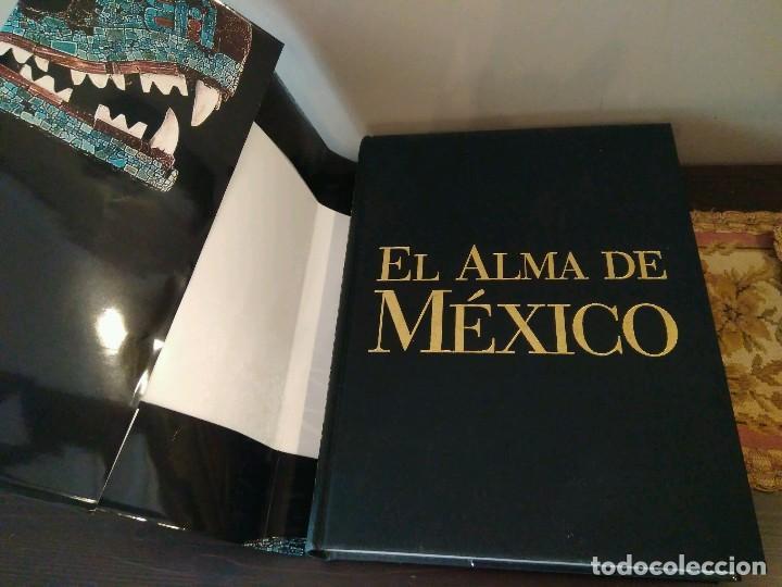 Libros antiguos: EL ALMA DE MEXICO - CARLOS FUENTES - Foto 3 - 124346443