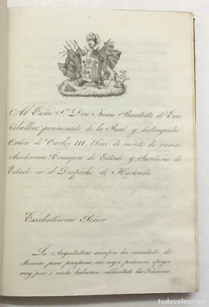 Libros antiguos: ARTE DE SABER VER LAS BELLAS ARTES DEL DISEÑO. Traducido por Ignacio March y aumentado con un tratad - Foto 2 - 123218518