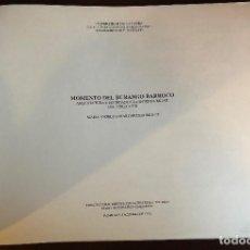 Libros antiguos: MOMENTO DEL DURANGO BARROCO(30€). Lote 125799427