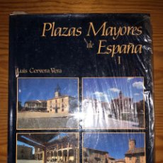 Libros antiguos: PLAZAS MAYORES DE ESPAÑA I- LUIS CERVERA VERA (64€). Lote 126395775