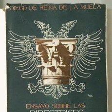 Libros antiguos: DE REINA : ...DIRECTRICES ARQUITECTÓNICAS DE UN ESTILO IMPERIAL (NAZISMO Y FASCISMO EN ARQUITECTURA. Lote 213644788
