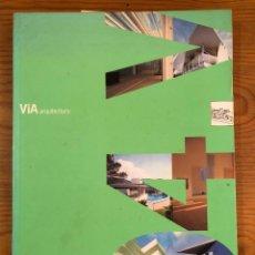 Libros antiguos: REV ARQ--VIA ARQUITECTURA-04,V(13€). Lote 127581943