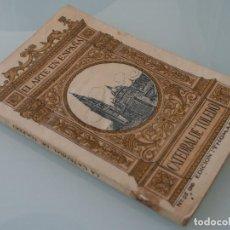 Libros antiguos: ANTIGUO LIBRO COLECCIÓN EL ARTE EN ESPAÑA Nº 25: CATEDRAL TOLEDO. ED. THOMAS 1913 PATRONATO TURISMO. Lote 130059139