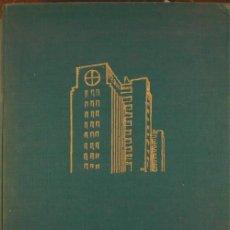 Libros antiguos: HERTLEIN, HANS: NEUE INDUSTRIEBAUTEN DES SIEMENSKONZERNS (SOBRE LAS CASAS DE SIEMENS). Lote 131267143