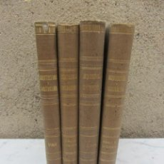 Libros antiguos: ARQUITECTURA Y CONSTRUCCIÓN 1918-1922 MANUEL VEGA MARCH. Lote 132278370