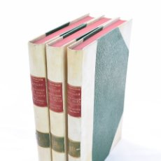 Libros antiguos: CAPILLAS Y SEPULTURAS DEL REAL CONVENTO DE PREDICADORES DE VALENCIA I-II-III OBRA COMPLETA, TEIXIDOR. Lote 132296446