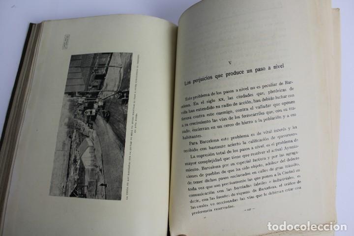 Libros antiguos: L- 5085. MEMORIA DE LA COMISION ESPECIAL DE ENSANCHE, RAFAEL RIO DE VAL. 1927. - Foto 6 - 133136322