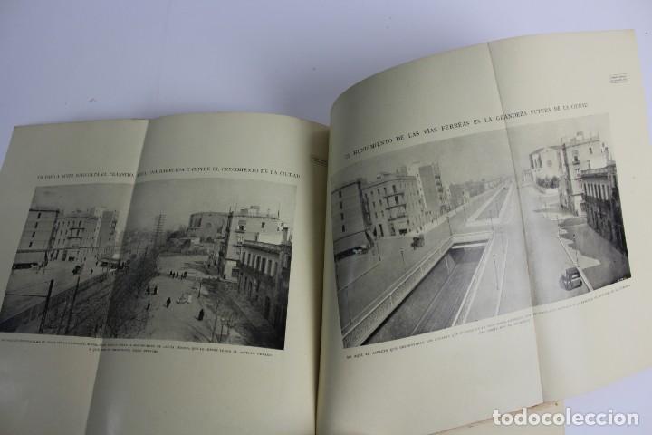 Libros antiguos: L- 5085. MEMORIA DE LA COMISION ESPECIAL DE ENSANCHE, RAFAEL RIO DE VAL. 1927. - Foto 7 - 133136322