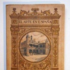 Libros antiguos: EL ARTE EN ESPAÑA. CIVDAD RODRIGO. EDICIÓN THOMAS. Nº 13. Lote 135448818