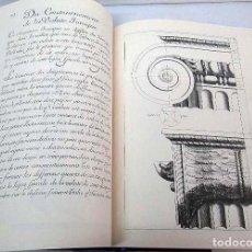 Libros antiguos: PARALLELE DE L'ARCHITECTURE ANTIQUE ET MODERNE.. PLUS BEAUX EDIFICES DE ROME (TRATADOS. ARQUITECTURA. Lote 135493934