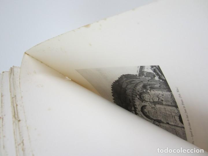 Libros antiguos: L'arquitectura romanica a Catalunya, vol III, segles XII y XIII, Puig i Cadafalch, J. Goday. 21x27cm - Foto 5 - 136487210