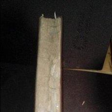 Libros antiguos: FORTIFICACIONES DE LAS CIUDADES. MURALLAS Y SU CONSTRUCCIÓN. FOURCROY CHARLES-RENÉ DE.. Lote 136542206