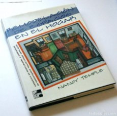 Libros antiguos: REMODELACION DE ESPACIOS EN EL HOGAR NANCY TEMPLE. Lote 136656198