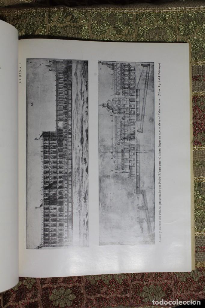 Libros antiguos: El Palacio de Oriente y sus jardines · Proyectos no realizados · 1935 - Foto 4 - 137625110