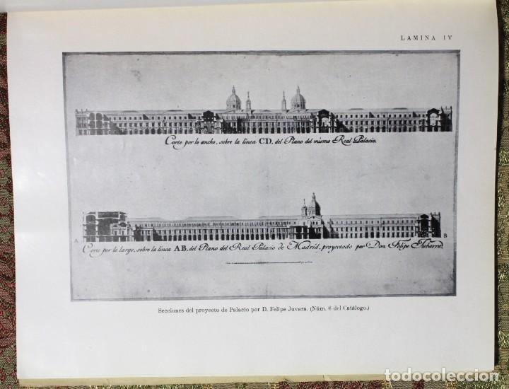 Libros antiguos: El Palacio de Oriente y sus jardines · Proyectos no realizados · 1935 - Foto 6 - 137625110