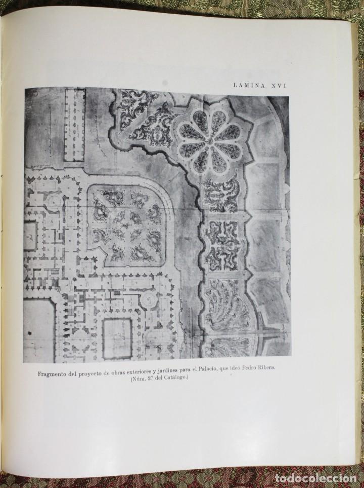 Libros antiguos: El Palacio de Oriente y sus jardines · Proyectos no realizados · 1935 - Foto 7 - 137625110