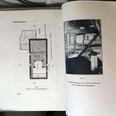 Libros antiguos: CARO BAROJA : MONUMENTOS RELIGIOSOS DE LESAKA (1932) SEPARATA DEL ANUARIO DE EUSKO-FOLKLORE. Lote 137788710