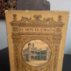 Libros antiguos: EL ARTE EN ESPAÑA. EDICIÓN THOMAS. CIUDAD RODRIGO. Lote 138675190