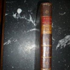 Libros antiguos: SEGUNDA PARTE DEL ARTE Y USO DE ARCHITECTURA LAURENCIO DE SAN NICOLAS 1663 VILLAFRANCA. Lote 138823142