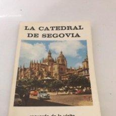 Libros antiguos: BURGOS, LA CATEDRAL, 1986. Lote 139493334