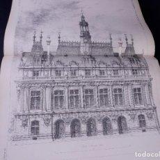 Libros antiguos: NOUVELLES ANNALES DE LA CONSTRUCTIÓN. 4º SERIE, TOMO 7, AÑO 1890. Lote 140380002