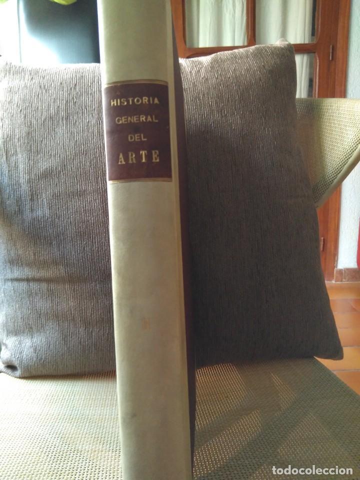 Libros antiguos: Arquitectura Tomo II. Historia General del Arte. Montaner y Simón. 1886. - Foto 2 - 140729998