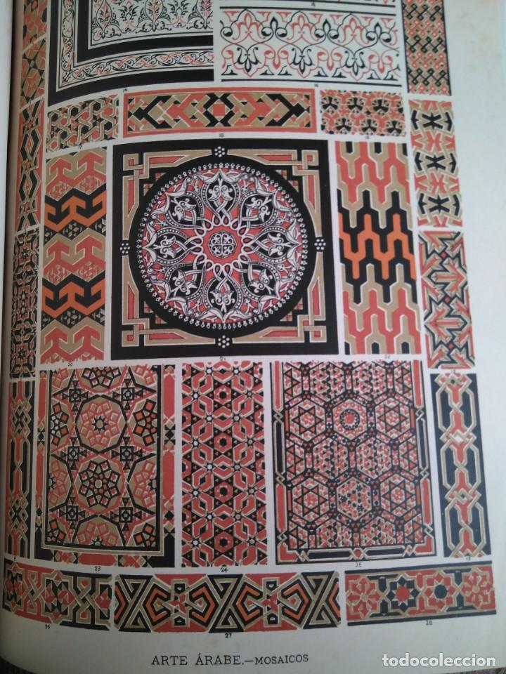 Libros antiguos: Arquitectura Tomo II. Historia General del Arte. Montaner y Simón. 1886. - Foto 13 - 140729998