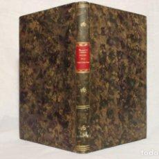 Libros antiguos: LAS BELLAS ARTES. HISTORIA DE LA ARQUITECTURA POR D. JOSÉ DE MANJARRÉS. 1875.. Lote 141811462