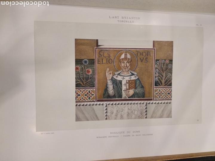 Libros antiguos: LART BYZANTIN daprès les monuments de lItalie, de lIstrie et de la Dalmatie. Paris. Vol IV - Foto 12 - 141940514