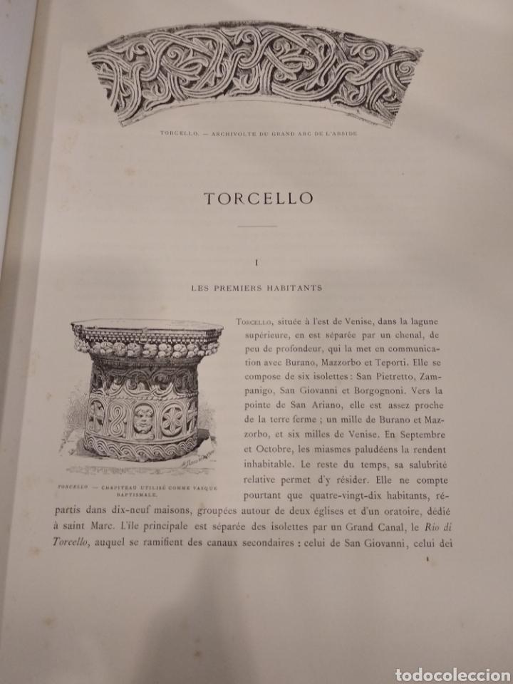 Libros antiguos: LART BYZANTIN daprès les monuments de lItalie, de lIstrie et de la Dalmatie. Paris. Vol IV - Foto 8 - 141940514