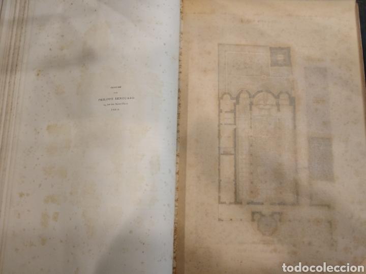Libros antiguos: LART BYZANTIN daprès les monuments de lItalie, de lIstrie et de la Dalmatie. Paris. Vol IV - Foto 9 - 141940514