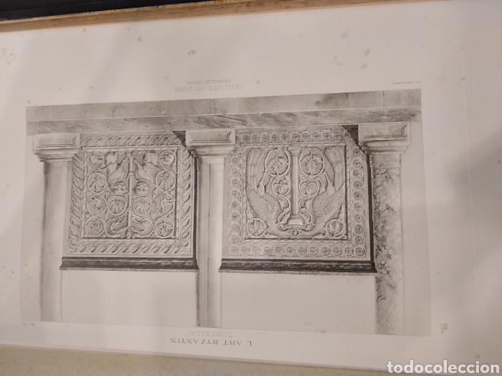 Libros antiguos: LART BYZANTIN daprès les monuments de lItalie, de lIstrie et de la Dalmatie. Paris. Vol IV - Foto 14 - 141940514
