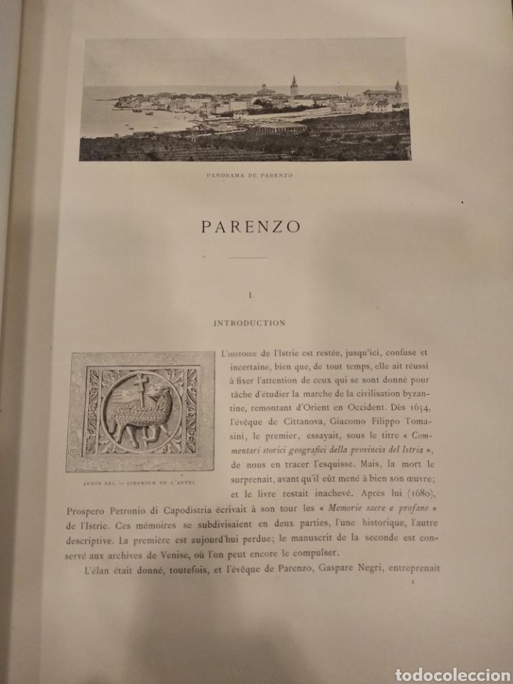 Libros antiguos: LART BYZANTIN daprès les monuments de lItalie, de lIstrie et de la Dalmatie. Paris. Vol II - Foto 7 - 141942232