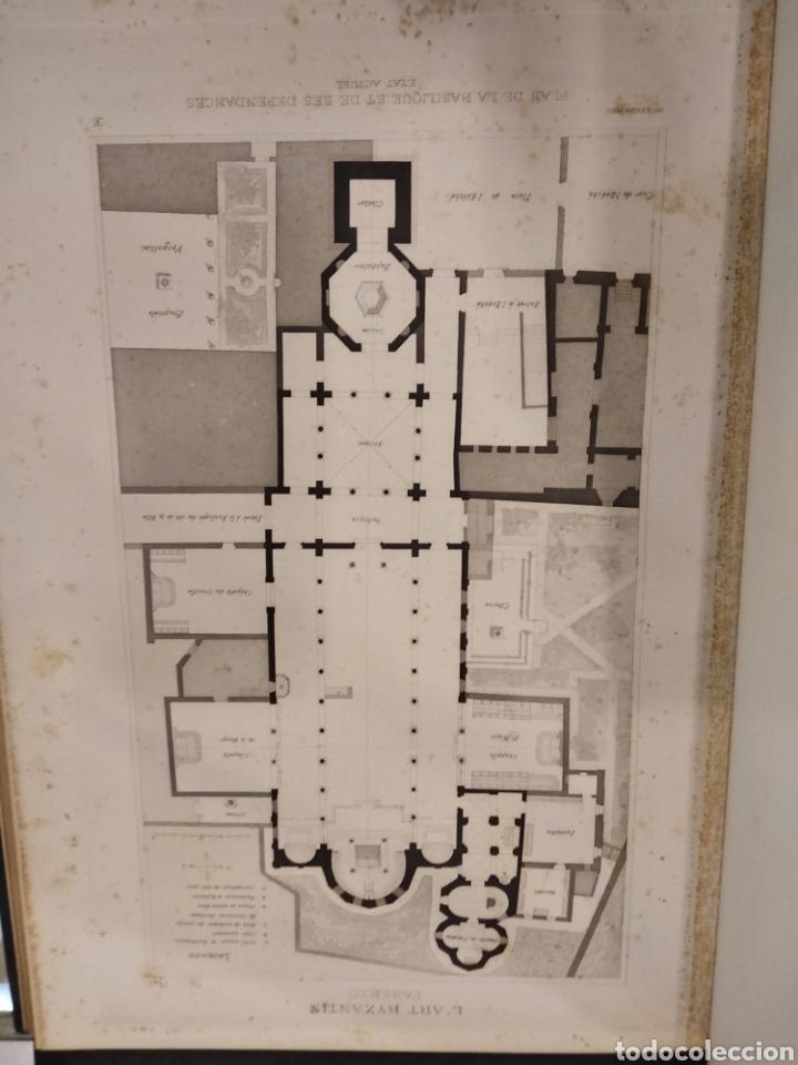 Libros antiguos: LART BYZANTIN daprès les monuments de lItalie, de lIstrie et de la Dalmatie. Paris. Vol II - Foto 9 - 141942232