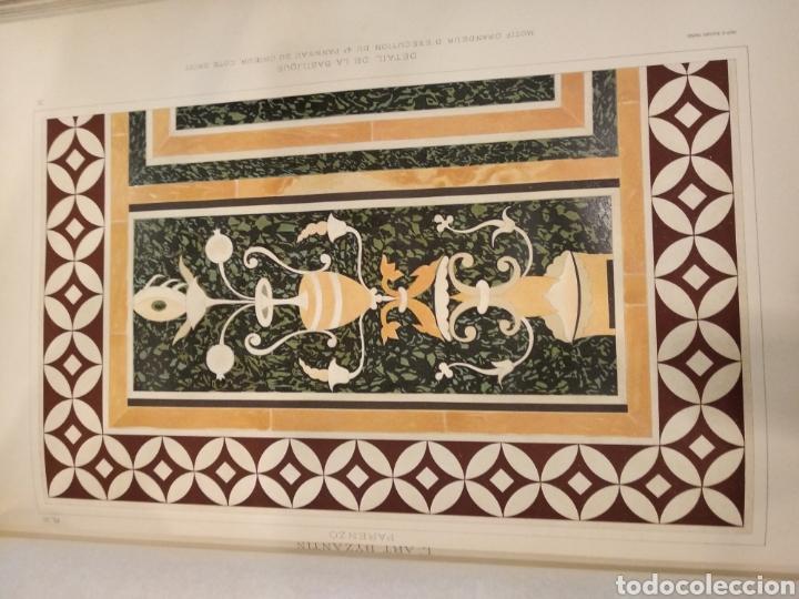 Libros antiguos: LART BYZANTIN daprès les monuments de lItalie, de lIstrie et de la Dalmatie. Paris. Vol II - Foto 13 - 141942232