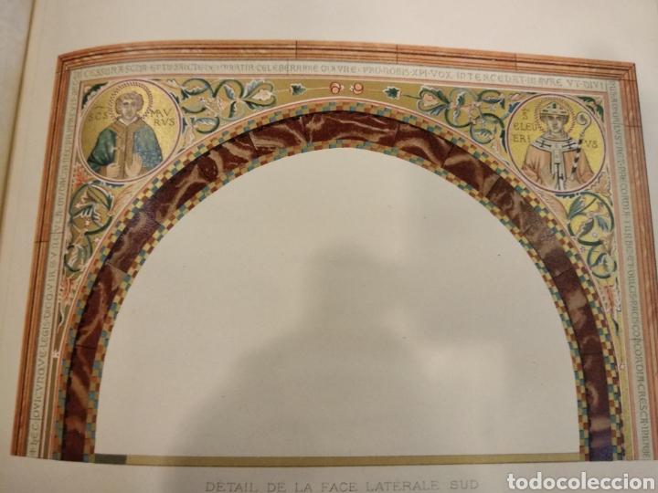 Libros antiguos: LART BYZANTIN daprès les monuments de lItalie, de lIstrie et de la Dalmatie. Paris. Vol II - Foto 16 - 141942232