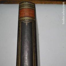 Libros antiguos: DIE BAUKUNST DER NEUESTEN ZEIT. 1927. Lote 142452430
