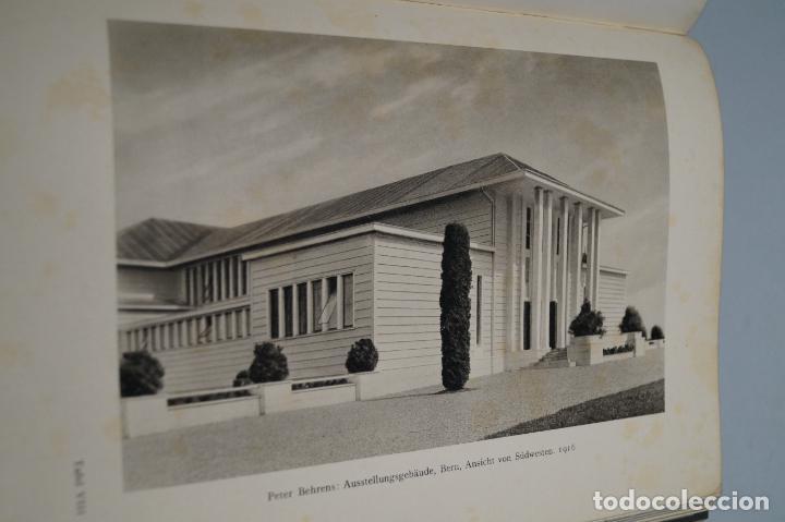 Libros antiguos: DIE BAUKUNST DER NEUESTEN ZEIT. 1927 - Foto 2 - 142452430