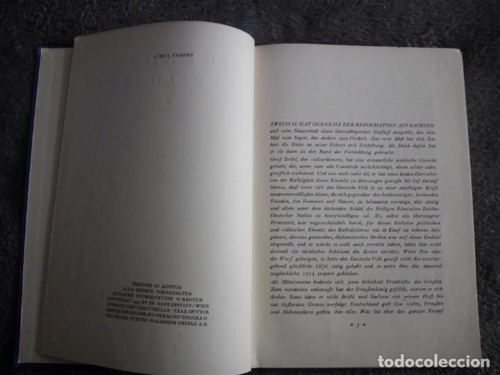 Libros antiguos: Dresden in Bildern 1930 Alemania arte arquitectura Deutschland Dresde - Foto 4 - 143389282