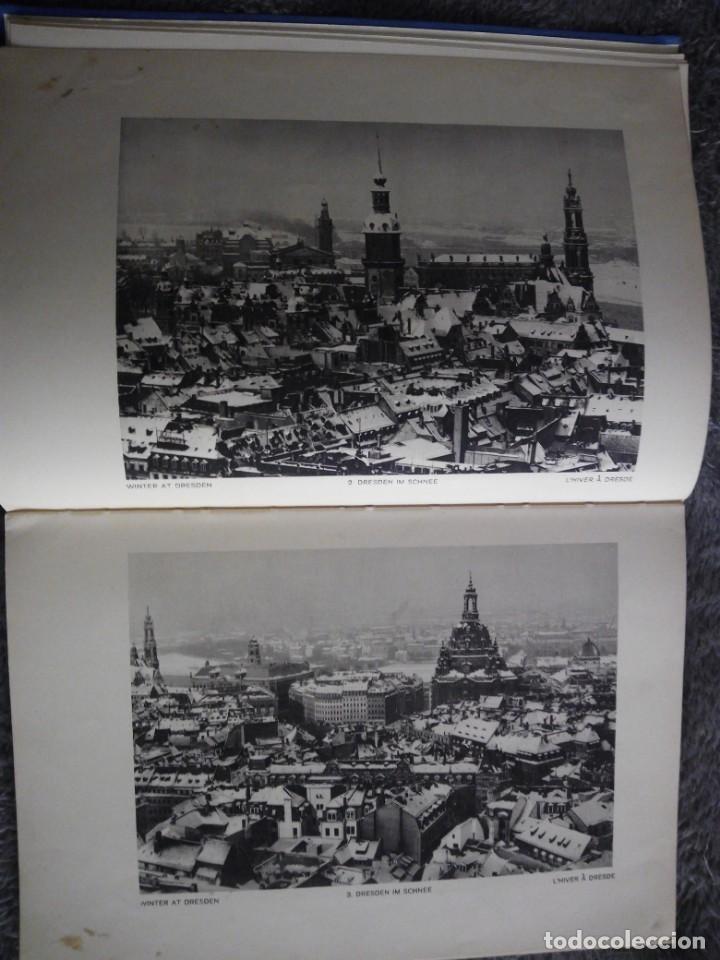 Libros antiguos: Dresden in Bildern 1930 Alemania arte arquitectura Deutschland Dresde - Foto 6 - 143389282