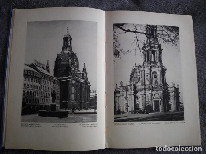 Libros antiguos: Dresden in Bildern 1930 Alemania arte arquitectura Deutschland Dresde - Foto 8 - 143389282