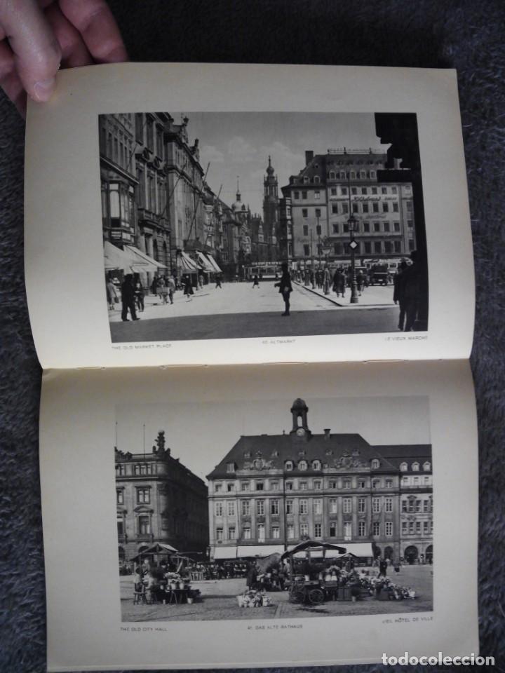 Libros antiguos: Dresden in Bildern 1930 Alemania arte arquitectura Deutschland Dresde - Foto 10 - 143389282