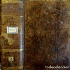 Libros antiguos: BAILS, BENITO. ELEMENTOS DE MATEMÁTICA. TOMO IX. PARTE I: QUE TRATA DE LA ARQUITECTURA CIVIL. 1783.. Lote 143584914