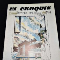 Libros antiguos: EL CROQUIS Nº 9/10 NÚMERO DOBLE.. Lote 143941506