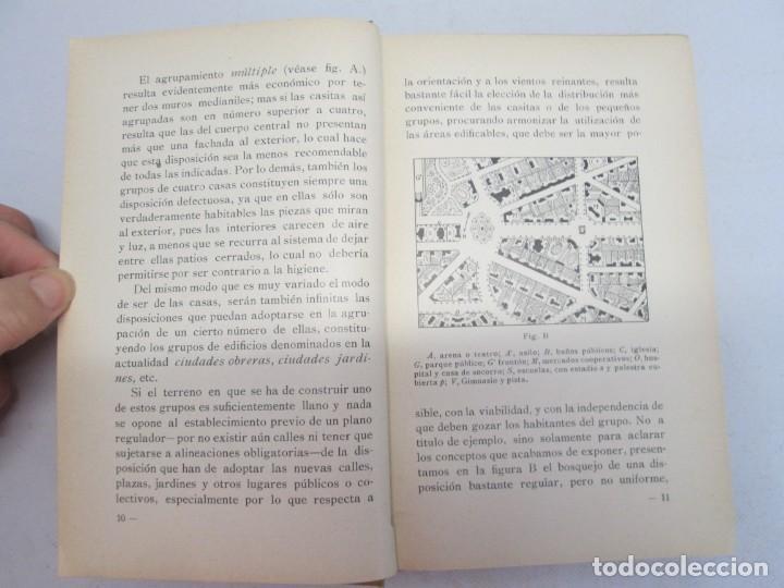 Libros antiguos: 125 MODELOS DE EDIFICIOS ECONOMICOS. I. CASALI. EDITOR GUSTAVO GILI. 1925. VER FOTOGRAFIAS ADJUNTAS - Foto 10 - 144855342